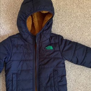 Boys' winter coat